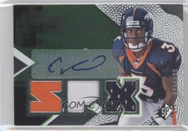 2008 SPx - [Base] - Rookies Green #173 - Eddie Royal /199