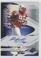 DeMario Pressley /99