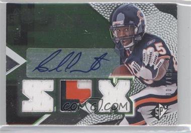 2008 SPx Rookies Green #154 - Earl Bennett /199