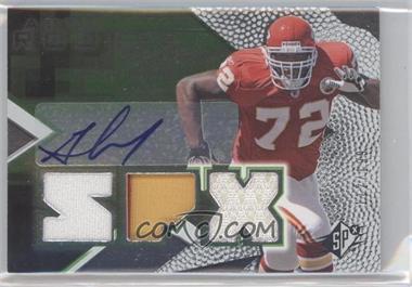 2008 SPx Rookies Green #155 - Glenn Dorsey /199