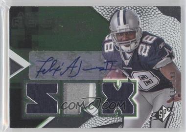 2008 SPx Rookies Green #159 - Felix Jones /199