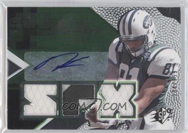 2008 SPx Rookies Green #160 - Dustin Keller /199