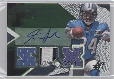 2008 SPx Rookies Green #166 - Kevin Smith