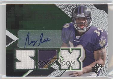 2008 SPx Rookies Green #175 - Ray Rice /199