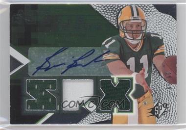 2008 SPx Rookies Green #180 - Brian Brohm /99