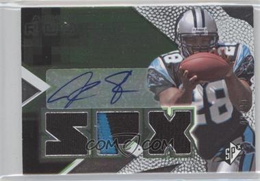 2008 SPx Rookies Green #184 - Jonathan Stewart /99