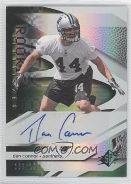 2008 SPx Rookies Green #200 - Dan Connor /199