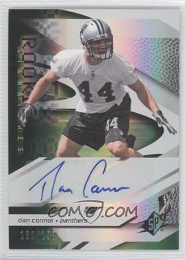 2008 SPx Rookies Green #200 - Dan Connor /199