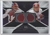 Jason Campbell, Chris Cooley /5