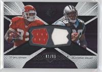 Larry Johnson, Jonathan Stewart /99