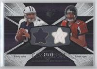 Tony Romo, Matt Ryan /49
