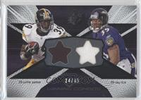 Willie Parker, Ray Rice /49