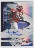 DeMario Pressley /399