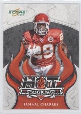 2008 Score Hot Rookies #HR-11 - Jamaal Charles