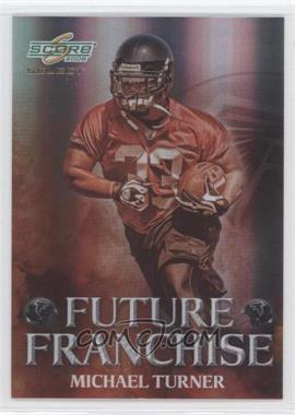 2008 Score Select - Future Franchise #FF-14 - Michael Turner /999