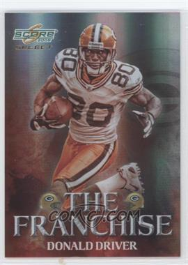 2008 Score Select - The Franchise #F-23 - Donald Driver /999