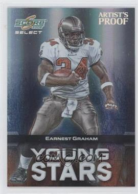 2008 Score Select - Young Stars - Artist's Proof #YS-1 - Earnest Graham /32
