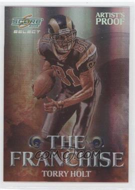 2008 Score Select Future Franchise Artist's Proof #FF-15 - Torry Holt /32