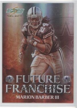 2008 Score Select Future Franchise #FF-10 - Marion Barber /999