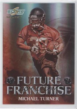 2008 Score Select Future Franchise #FF-14 - Michael Turner /999