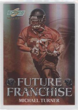 2008 Score Select Future Franchise #FF-14 - Michael Turner /999