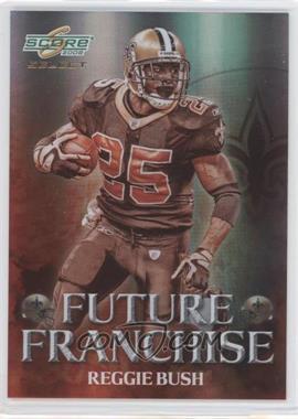 2008 Score Select Future Franchise #FF-17 - Reggie Bush /999