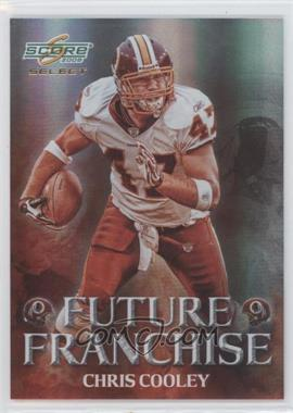 2008 Score Select Future Franchise #FF-18 - Chris Cooley /999