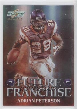 2008 Score Select Future Franchise #FF-4 - Adrian Peterson /999