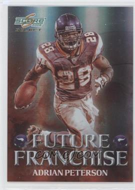 2008 Score Select Future Franchise #FF-4 - Adrian Peterson /999