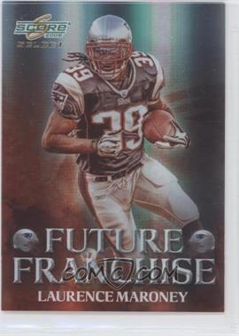 2008 Score Select Future Franchise #FF-9 - Laurence Maroney /999