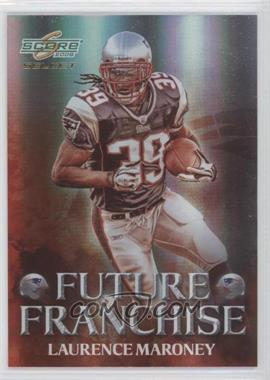 2008 Score Select Future Franchise #FF-9 - Laurence Maroney /999