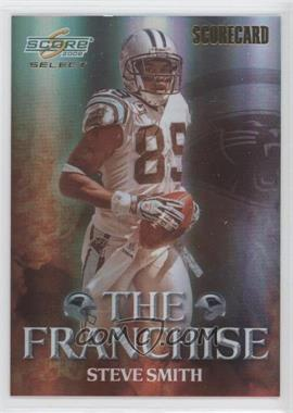 2008 Score Select The Franchise Scorecard #F-18 - Steve Smith /100