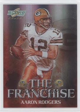 2008 Score Select The Franchise #F-6 - Aaron Rodgers /999