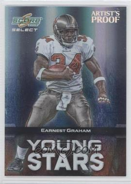 2008 Score Select Young Stars Artist's Proof #YS-1 - Earnest Graham /32