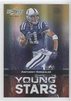 Anthony Gonzalez /50