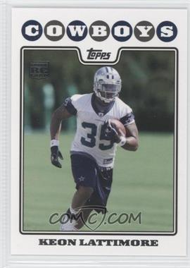 2008 Topps Factory Set Factory Exclusive Bonus Rookies Dallas Cowboys #5 - Kendall Langford