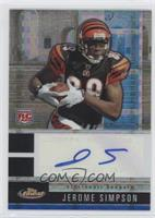 Jerome Simpson /30