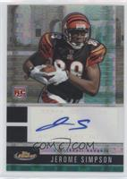 Jerome Simpson /20
