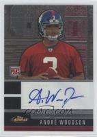 Andre' Woodson /40