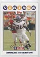 Adrian Peterson /1349