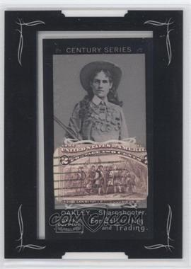 2008 Topps Mayo Mini Century Series Framed Relics [Memorabilia] #CSR-AO - Annie OAkley