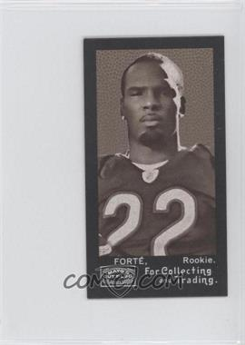 2008 Topps Mayo Mini Harvard #27 - Matt Forte /25