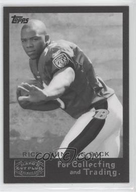 2008 Topps Mayo's Cut Plug Retro Rookies Black & White #10 - Ray Rice
