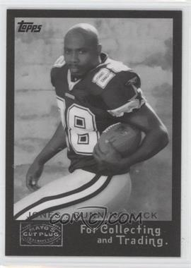 2008 Topps Mayo's Cut Plug Retro Rookies Black & White #7 - Felix Jones