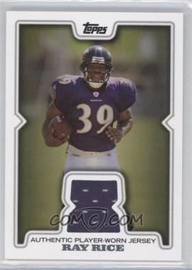 2008 Topps Retail Relics #R-RR - Ray Rice