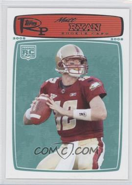 2008 Topps Rookie Progression - [Base] #172 - Matt Ryan