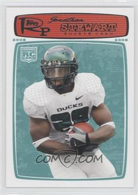 2008 Topps Rookie Progression - [Base] #188 - Jonathan Stewart