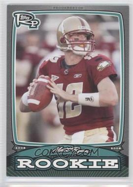 2008 Topps Rookie Progression - Rookies #PR-MR - Matt Ryan