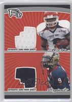 Donnie Avery, Donald Brown, Dorien Bryant /50