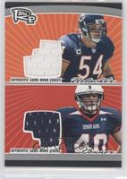 Brian Urlacher, Dan Connor /50